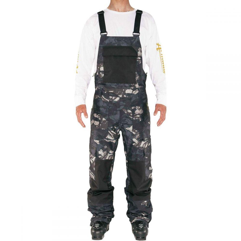 アルマダ Armada メンズ スキー・スノーボード ボトムス・パンツ【Vision Stretch Bib Pants】Sediment