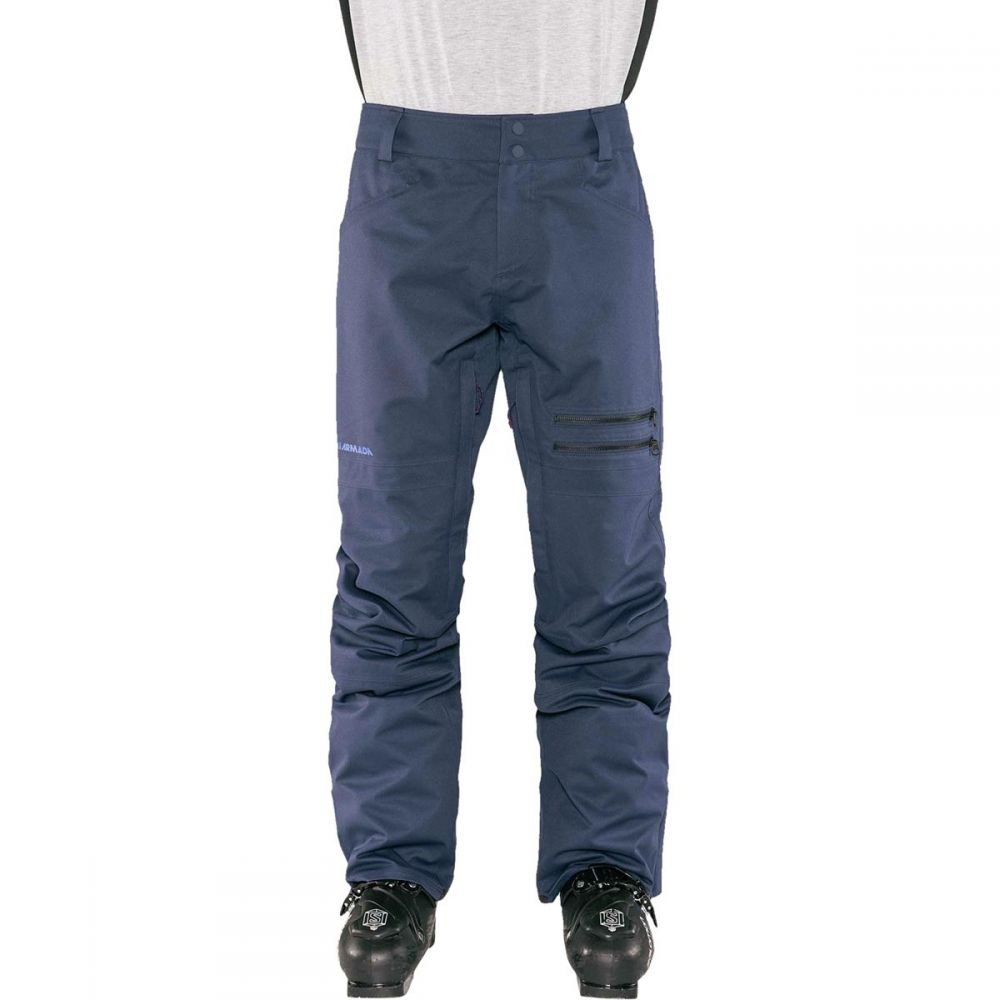 アルマダ Armada メンズ スキー・スノーボード Stretch ボトムス Pants】Navy・パンツ【Atmore Stretch メンズ Pants】Navy, Happy×Hunter:c8cea6d1 --- sunward.msk.ru