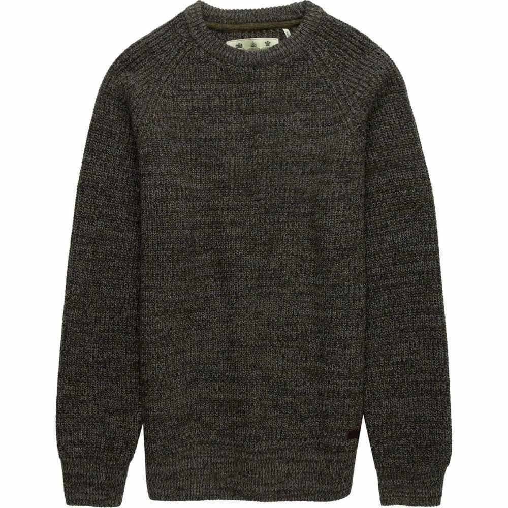 バーブァー Barbour メンズ トップス ニット・セーター【Horseford Crew Sweaters】Olive
