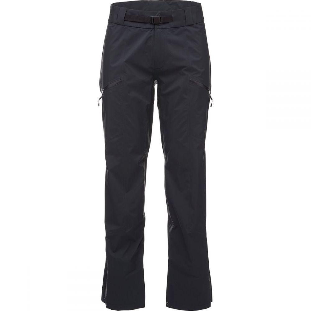 ブラックダイヤモンド Black Diamond メンズ スキー・スノーボード ボトムス・パンツ【Helio Active Pants】Black