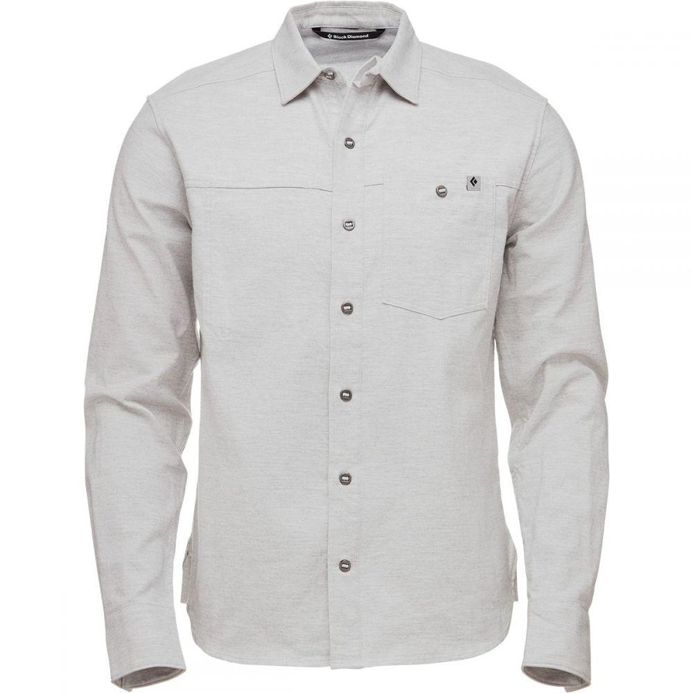 ブラックダイヤモンド Black Diamond メンズ トップス シャツ【Modernist Flannel Shirts】Aluminum