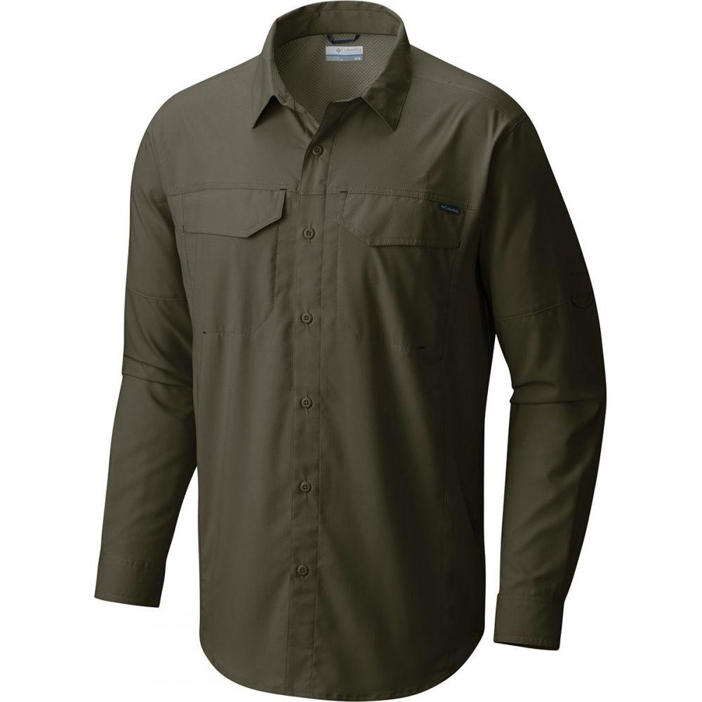 コロンビア Columbia メンズ トップス シャツ【Silver Ridge Lite Shirts】Peatmoss