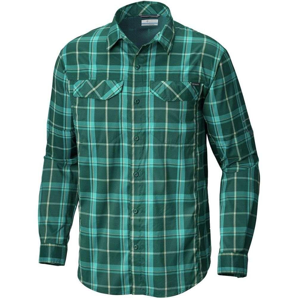 コロンビア Columbia メンズ トップス シャツ【Silver Ridge Lite Plaid Shirts】Dark Ivy Large Plaid