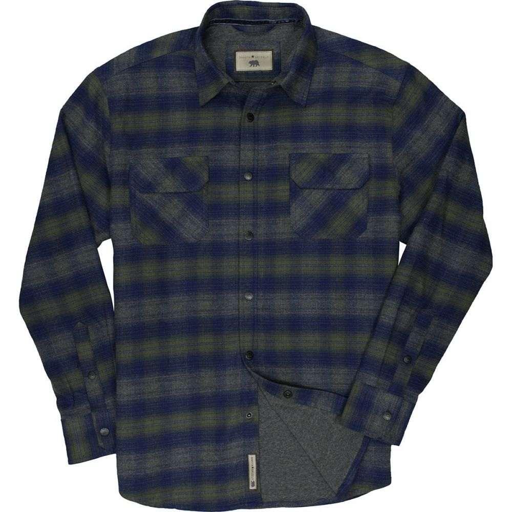 ダコタ グリズリー Dakota Grizzly メンズ トップス シャツ【Shayne Flannel Shirts】Moss