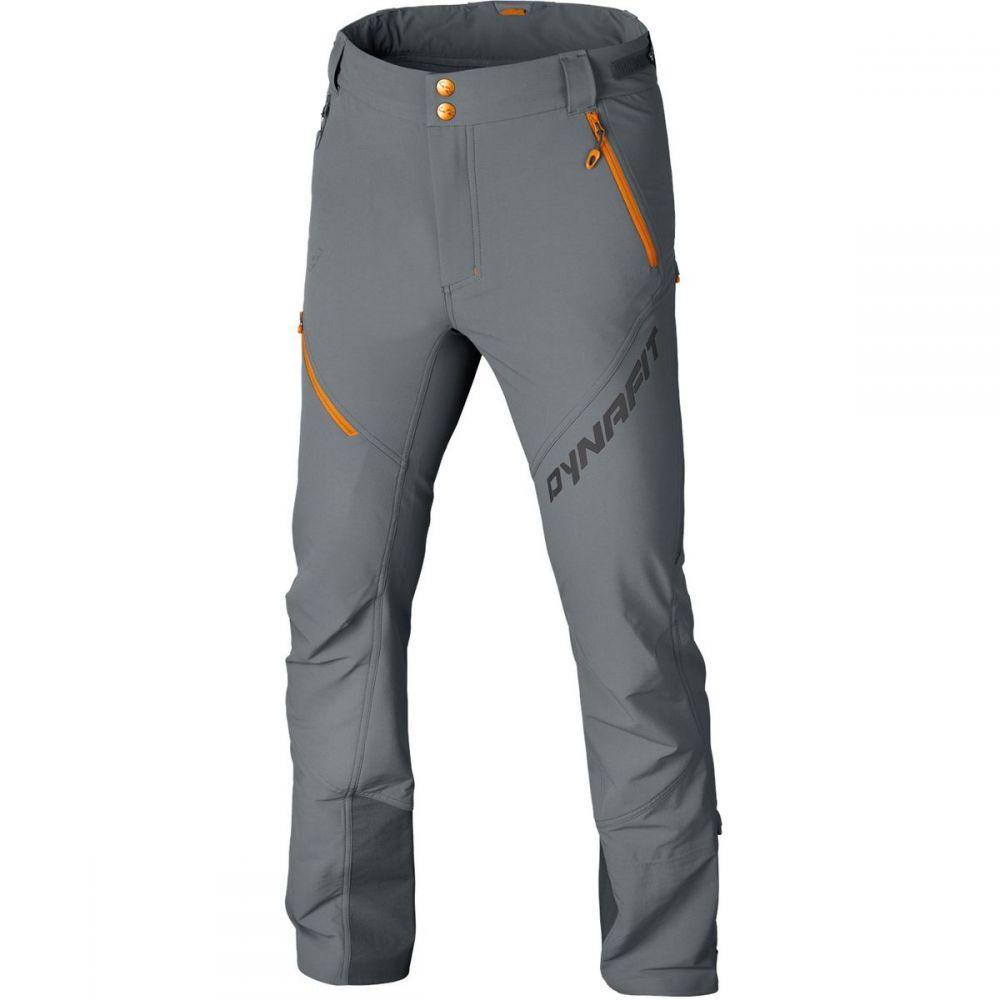 ダイナフィット Dynafit メンズ スキー・スノーボード ボトムス・パンツ【Mercury Softshell Pants】Quiet Shade