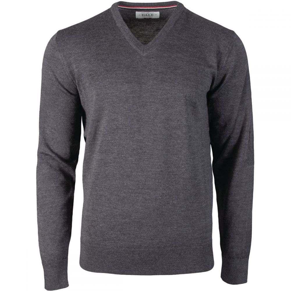 ダーレ オブ ノルウェイ Dale of Norway メンズ トップス ニット・セーター【Harald Sweaters】Dark Grey Melange