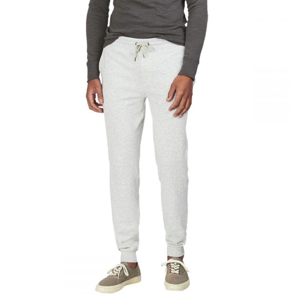 ファレティ Faherty メンズ ボトムス・パンツ スウェット・ジャージ【Dual Knit Sweatpants】Athletic Grey