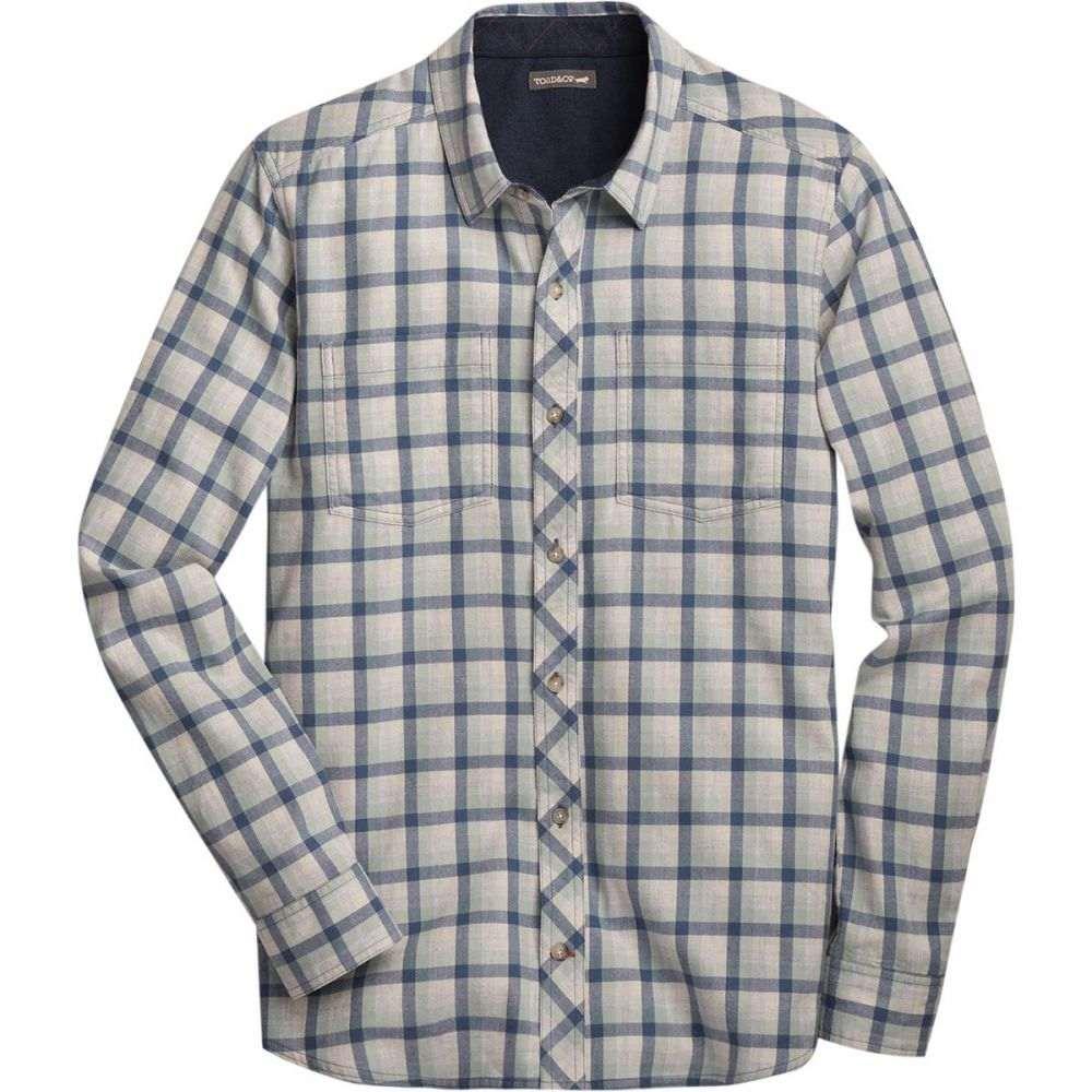 トードアンドコー Toad&Co メンズ トップス シャツ【Flannagan Slim Shirts】Arctic