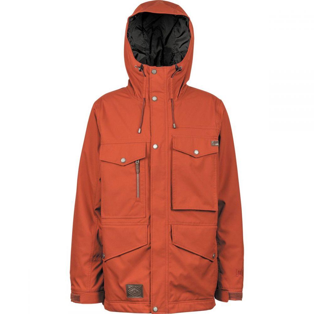 【1着でも送料無料】 L1 メンズ メンズ スキー・スノーボード アウター【Sutton L1 Insulated Jackets】Rust Jackets】Rust, モモイシマチ:43513a15 --- supercanaltv.zonalivresh.dominiotemporario.com