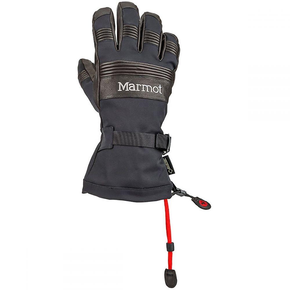 マーモット Marmot メンズ スキー・スノーボード グローブ【Ultimate Ski Gloves】Black