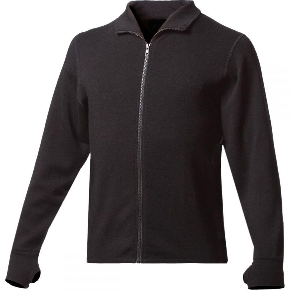 マイナスサーティスリー Minus 33 メンズ トップス フリース【Denali Full - Zip Fleece Jackets】Black