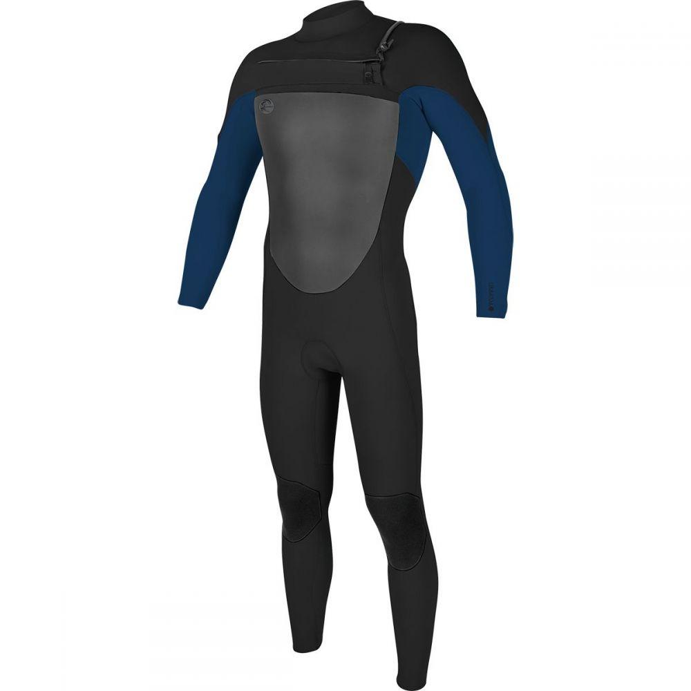 オニール O'Neill メンズ 水着・ビーチウェア ウェットスーツ【O'riginal F.U.Z.E. 3/2 Taped Wetsuits】Black/Deep Sea
