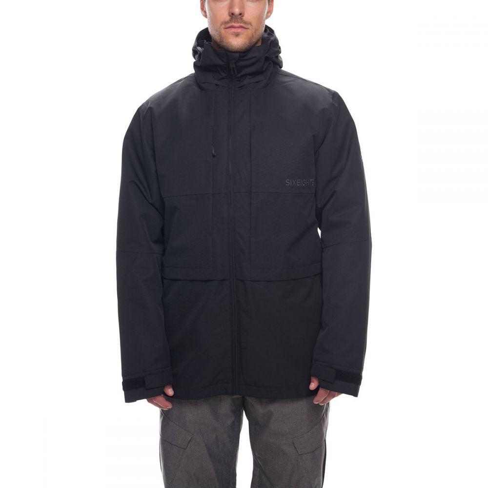 シックス エイト シックス 686 メンズ スキー・スノーボード アウター【Smarty 3 - in - 1 Form Jackets】Black