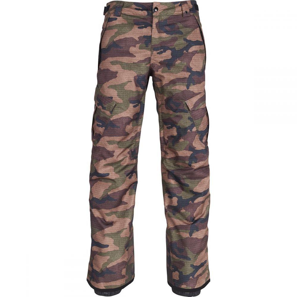 シックス エイト シックス 686 メンズ スキー・スノーボード ボトムス・パンツ【Authentic Infinity Cargo Insulated Pants】Dark Camo