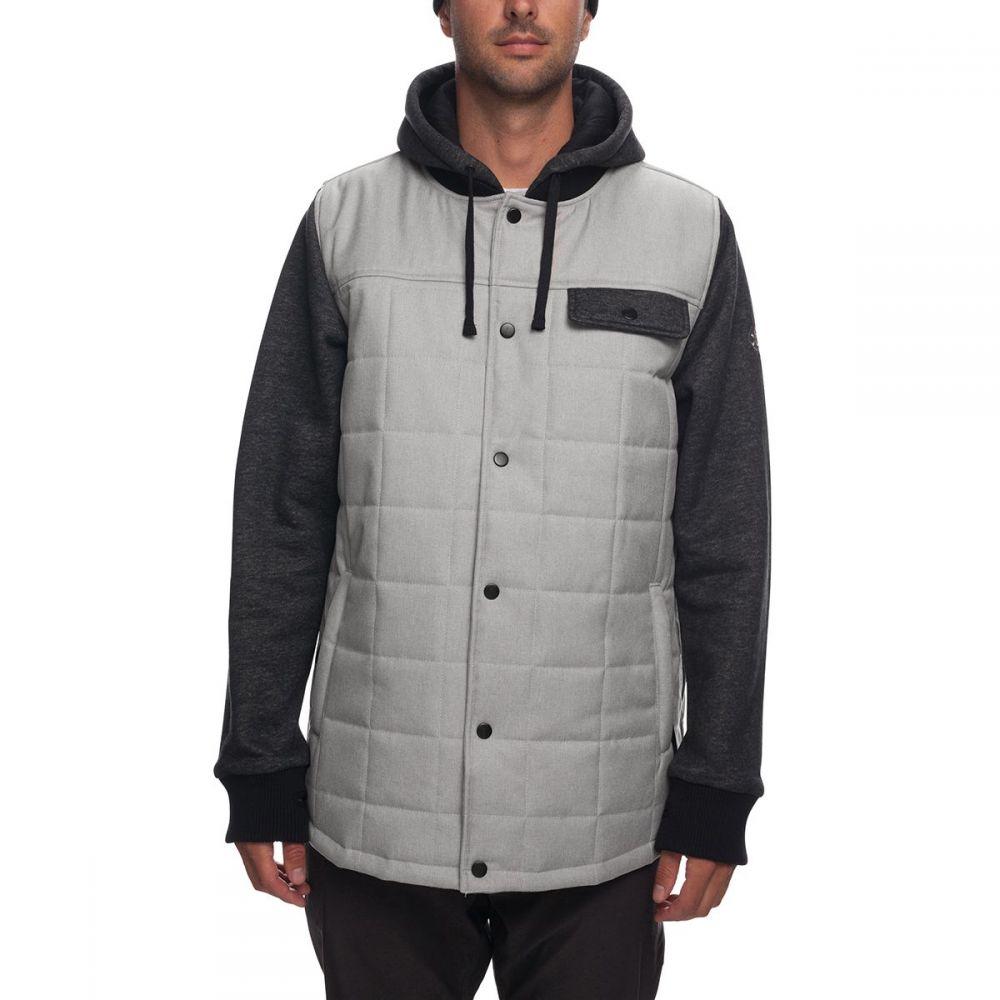 シックス エイト シックス 686 メンズ スキー・スノーボード アウター【Bedwin Insulated Jackets】Grey Melange