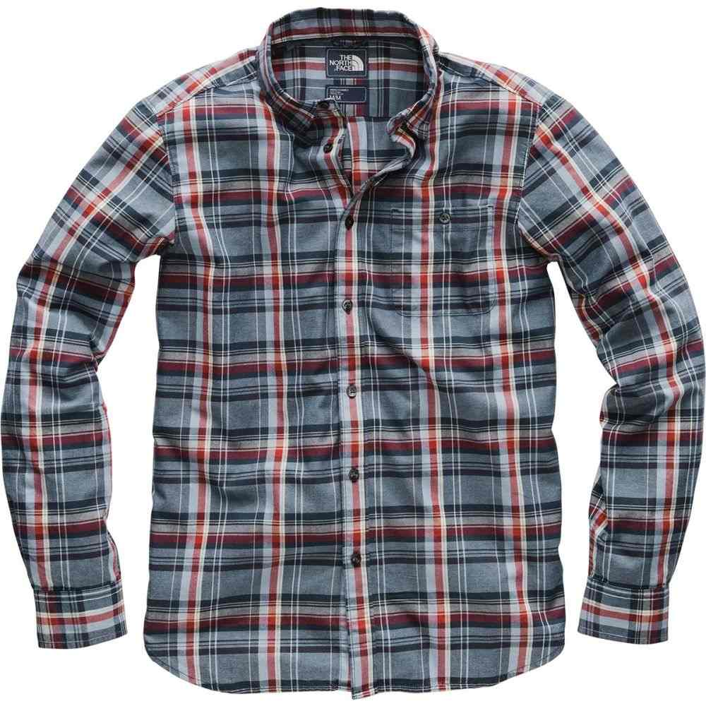 ザ ノースフェイス The North Face メンズ トップス シャツ【Hayden Pass 2.0 Long - Sleeve Shirts】Urban Navy Hubert Plaid