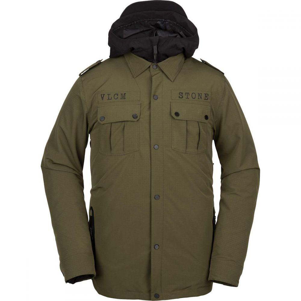 ボルコム Volcom メンズ スキー・スノーボード アウター【Creedle2Stone Jackets】Military