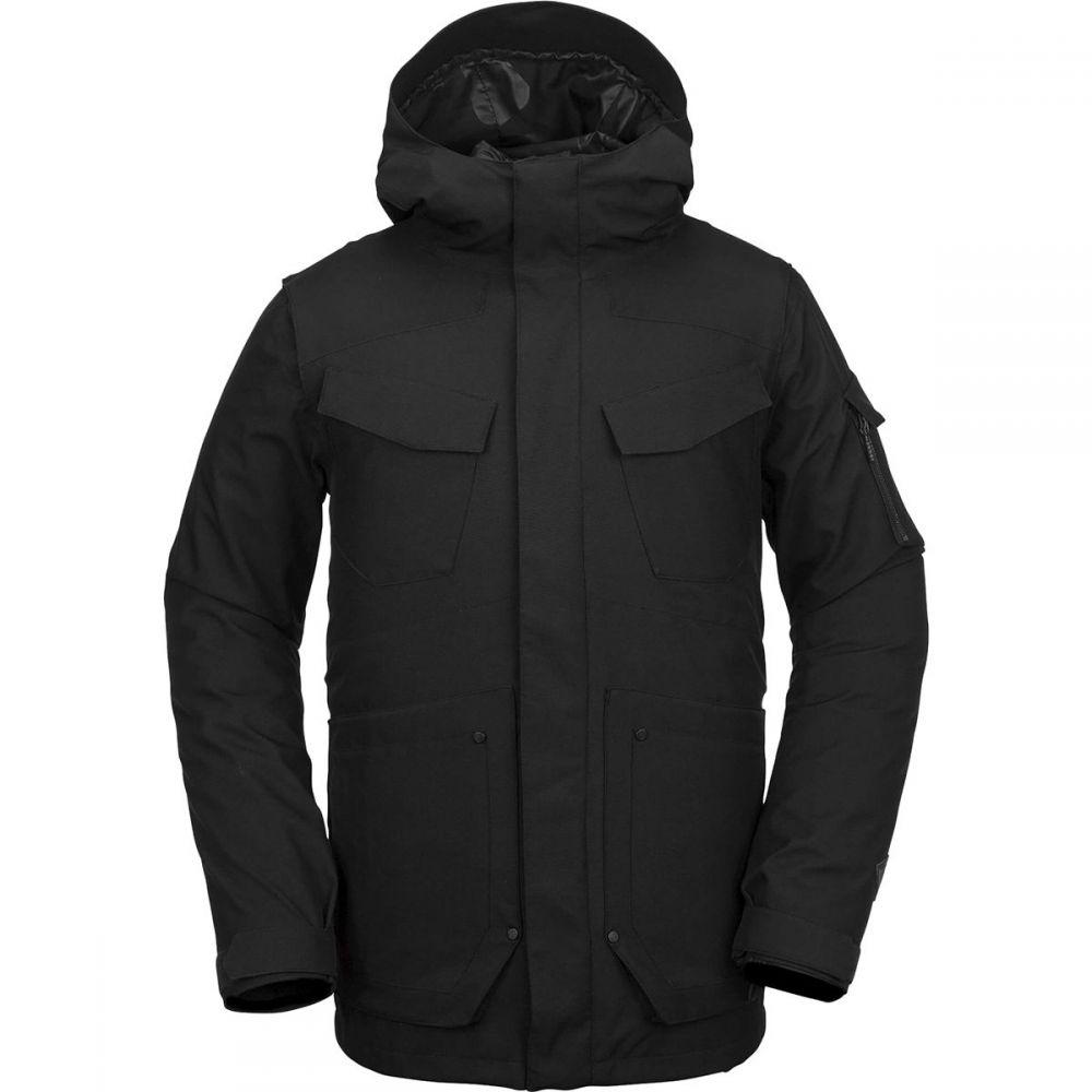 ボルコム Volcom メンズ スキー・スノーボード アウター【VCO Inferno Insulated Jackets】Black