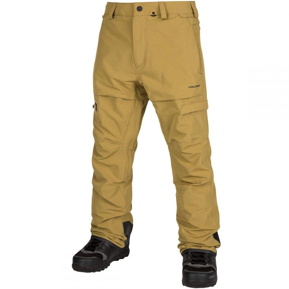 ボルコム Volcom メンズ スキー・スノーボード ボトムス・パンツ【GI Pants】Resin Gold