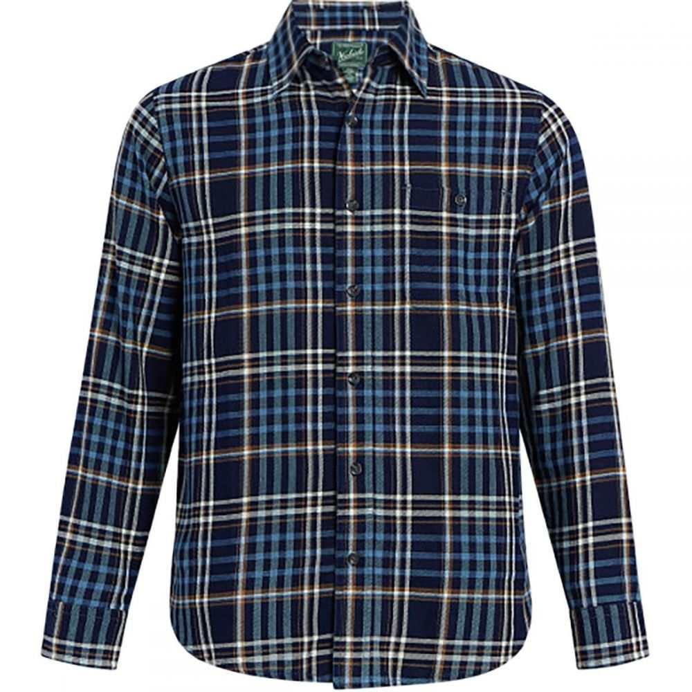 ウールリッチ Woolrich メンズ トップス シャツ【Eco Rich Indigo Shirts】Bluestone