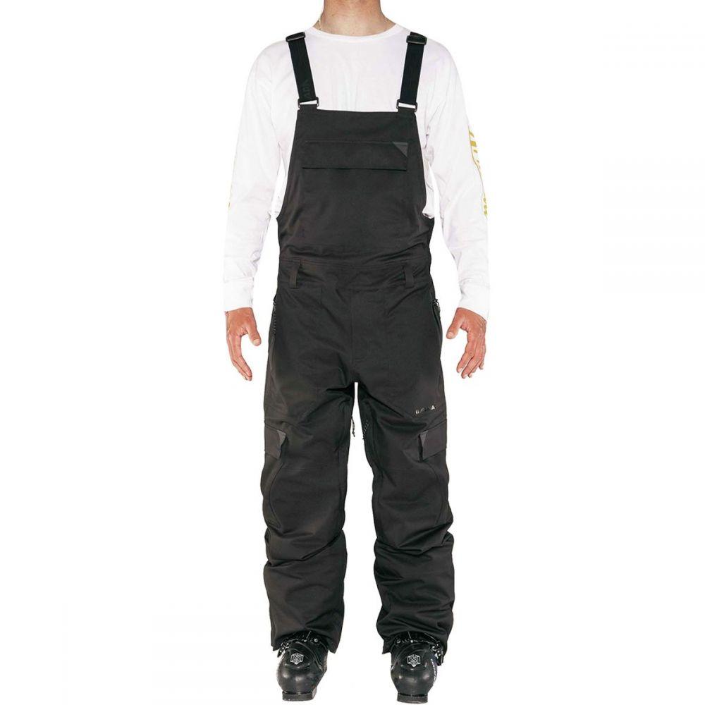 アルマダ Armada メンズ スキー・スノーボード ボトムス・パンツ【Vision Stretch Bib Pants】Black