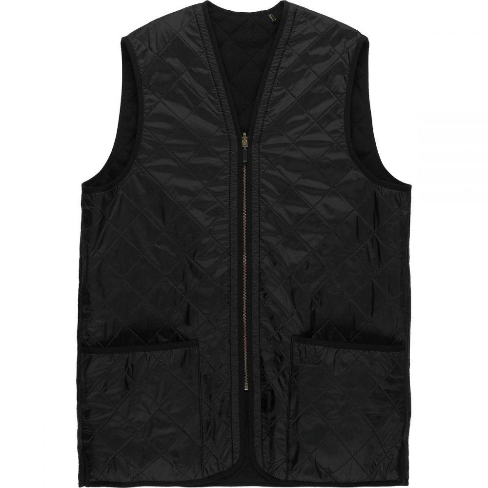 大きな取引 バーブァー - Barbour In メンズ トップス ベスト・ジレ メンズ【Polarquilt Waistcoat/Zip - In Liners】Black, Vibram Fivefingers Japan:7c14fb98 --- portalitab2.dominiotemporario.com