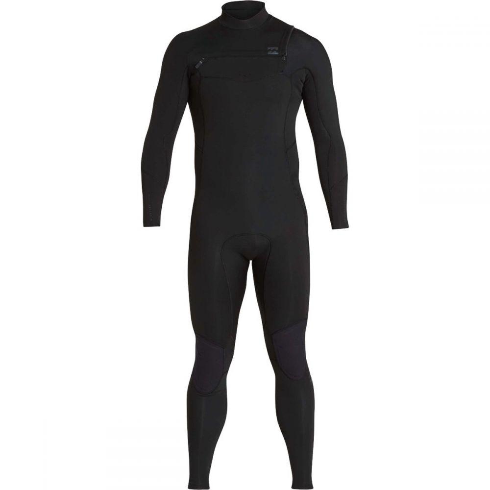 ビラボン Billabong メンズ 水着・ビーチウェア ウェットスーツ【3/2mm Furnace Absolute X Chest Zip GBS Full Wetsuits】Black
