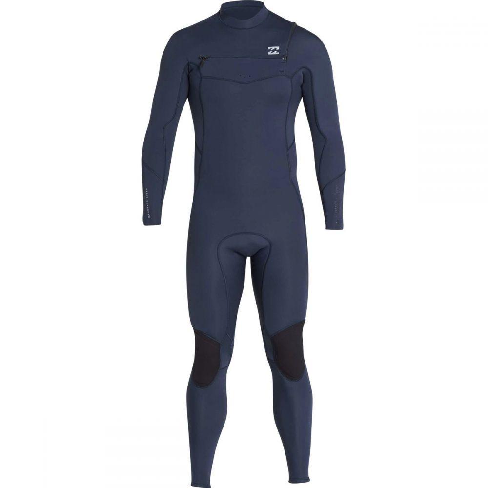 ビラボン Billabong メンズ 水着・ビーチウェア ウェットスーツ【3/2mm Furnace Absolute Chest Zip Full Wetsuits】Slate