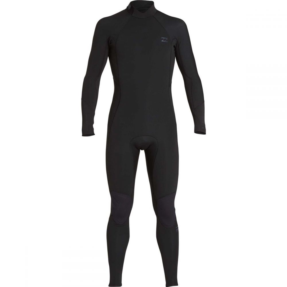 ビラボン Billabong メンズ 水着・ビーチウェア ウェットスーツ【4/3mm Furnace Absolute Back Zip Full Wetsuits】Black