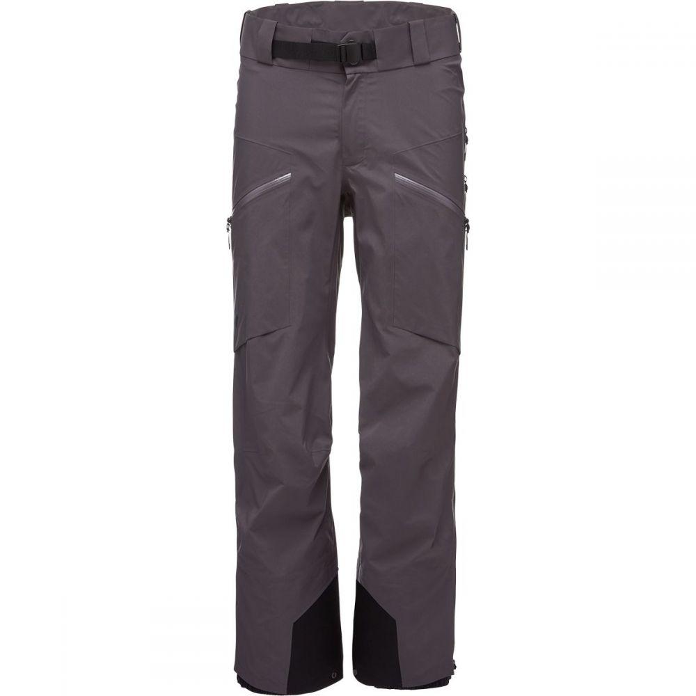 ブラックダイヤモンド Black Diamond メンズ スキー・スノーボード ボトムス・パンツ【Sharp End Pants】Slate