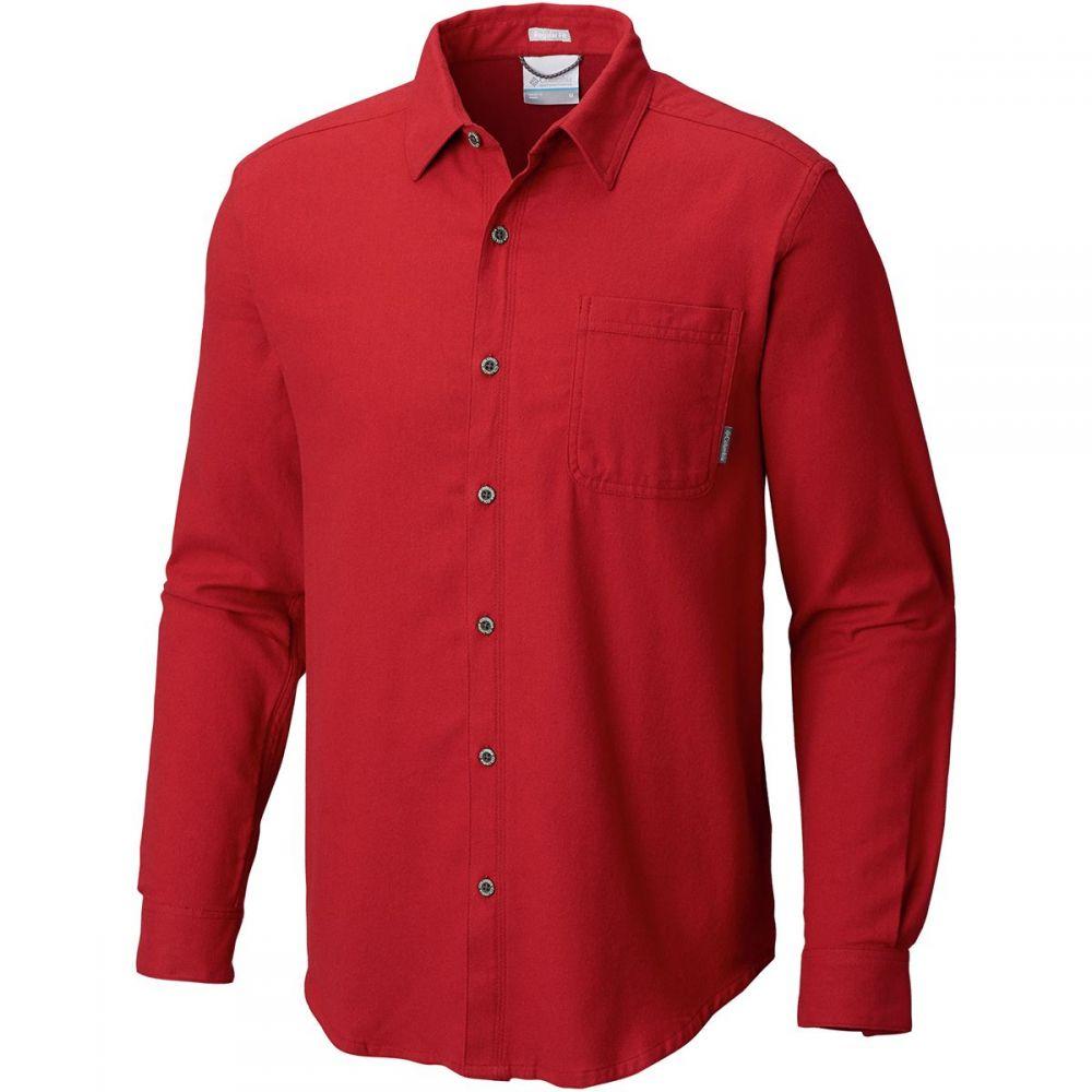 コロンビア Columbia メンズ トップス シャツ【Boulder Ridge Flannels】Red Element Chambray