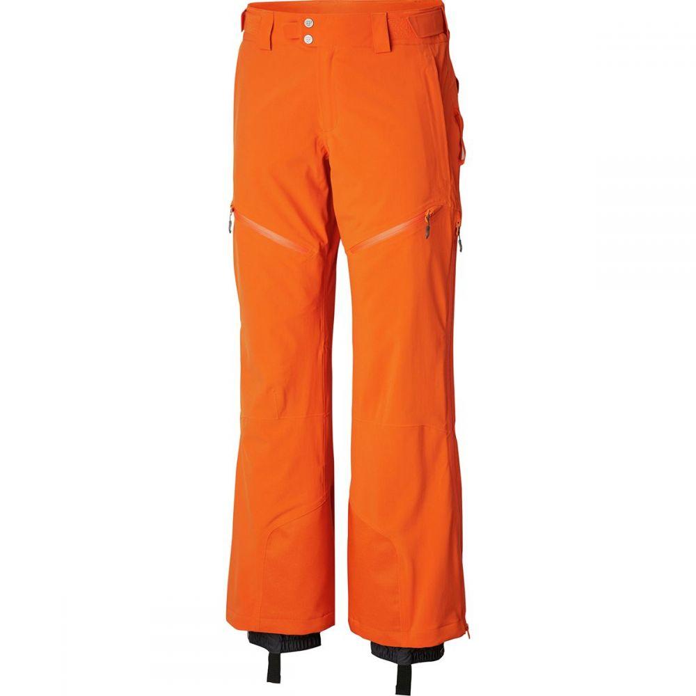 コロンビア Columbia メンズ スキー・スノーボード ボトムス・パンツ【Titanium Powder Keg II Pants】Backcountry Orange