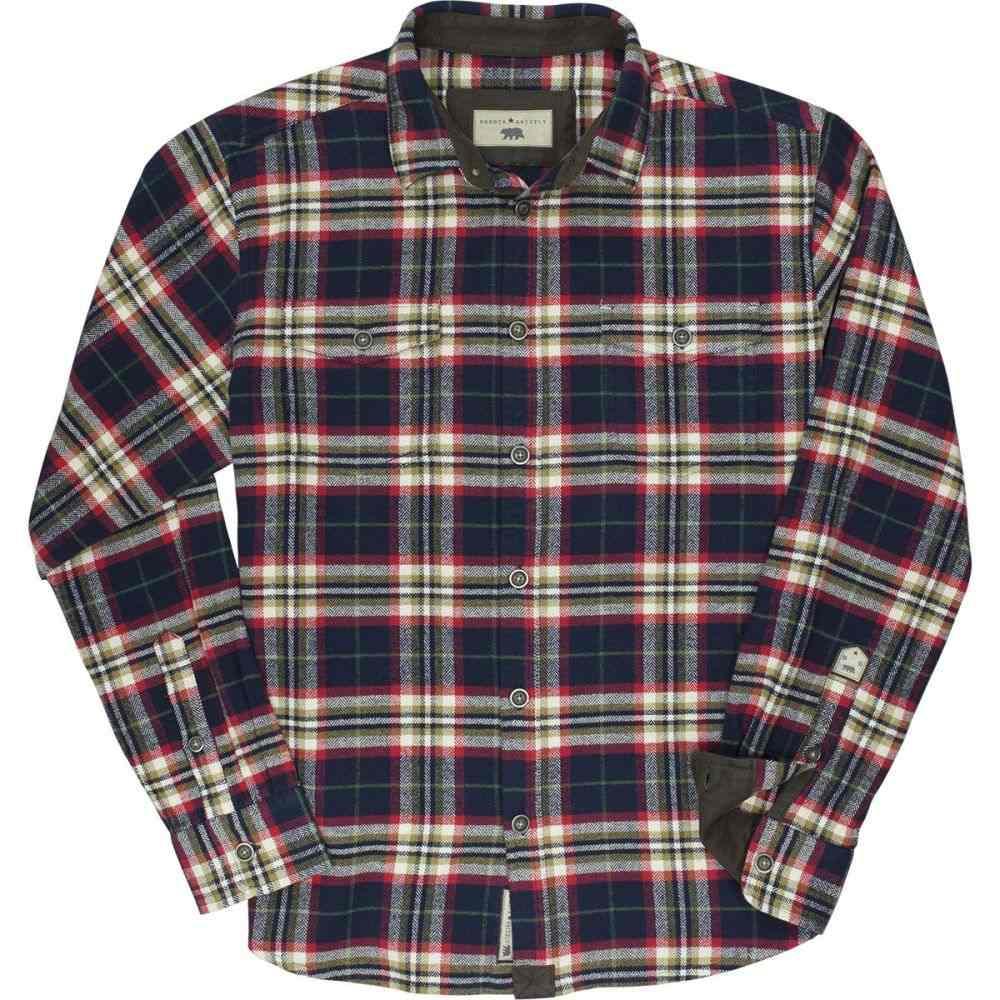 ダコタ グリズリー Dakota Grizzly メンズ トップス シャツ【Turner Flannel Shirts】Flame