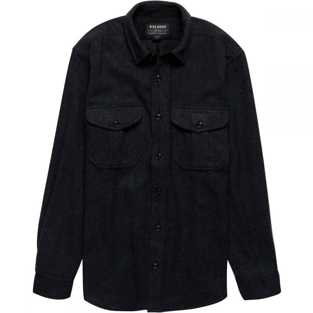 フィルソン Filson メンズ トップス シャツ【Northwest Wool Shirts】Charcoal