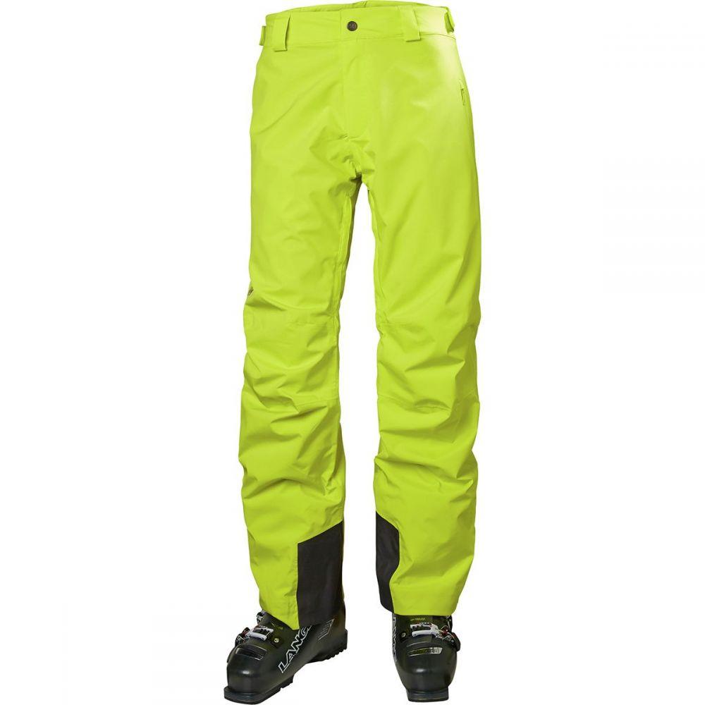 ヘリーハンセン Helly Hansen メンズ スキー・スノーボード ボトムス・パンツ【Legendary Pants】Sweet Lime
