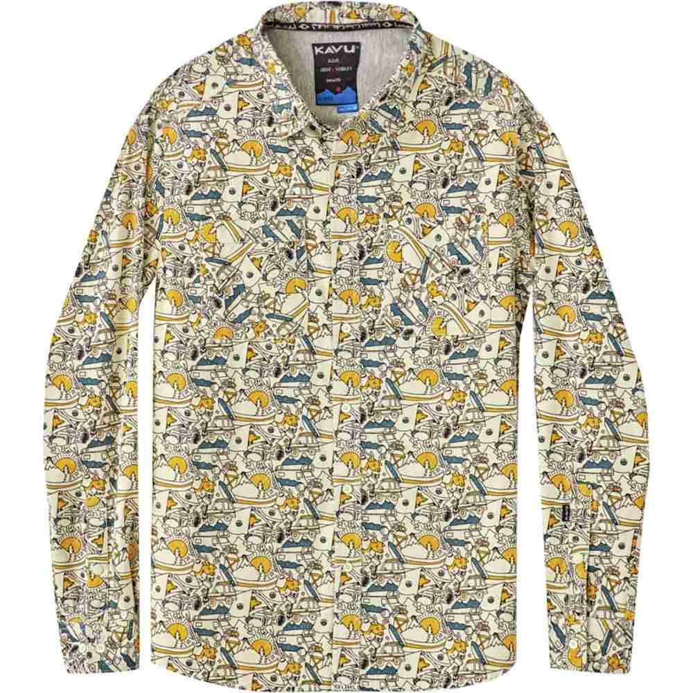 カブー KAVU メンズ トップス シャツ【Beckler Shirts】Road Trip