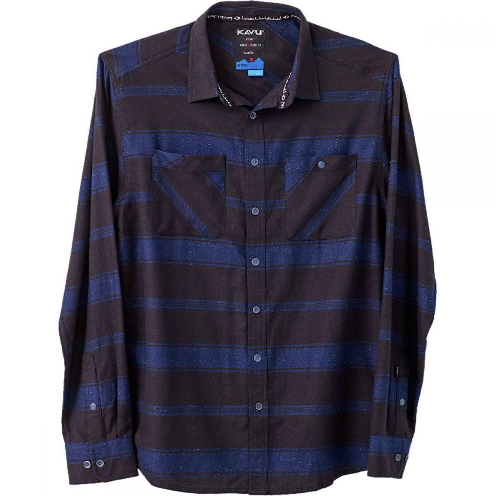 カブー KAVU メンズ トップス シャツ【Bennett Shirts】Navy
