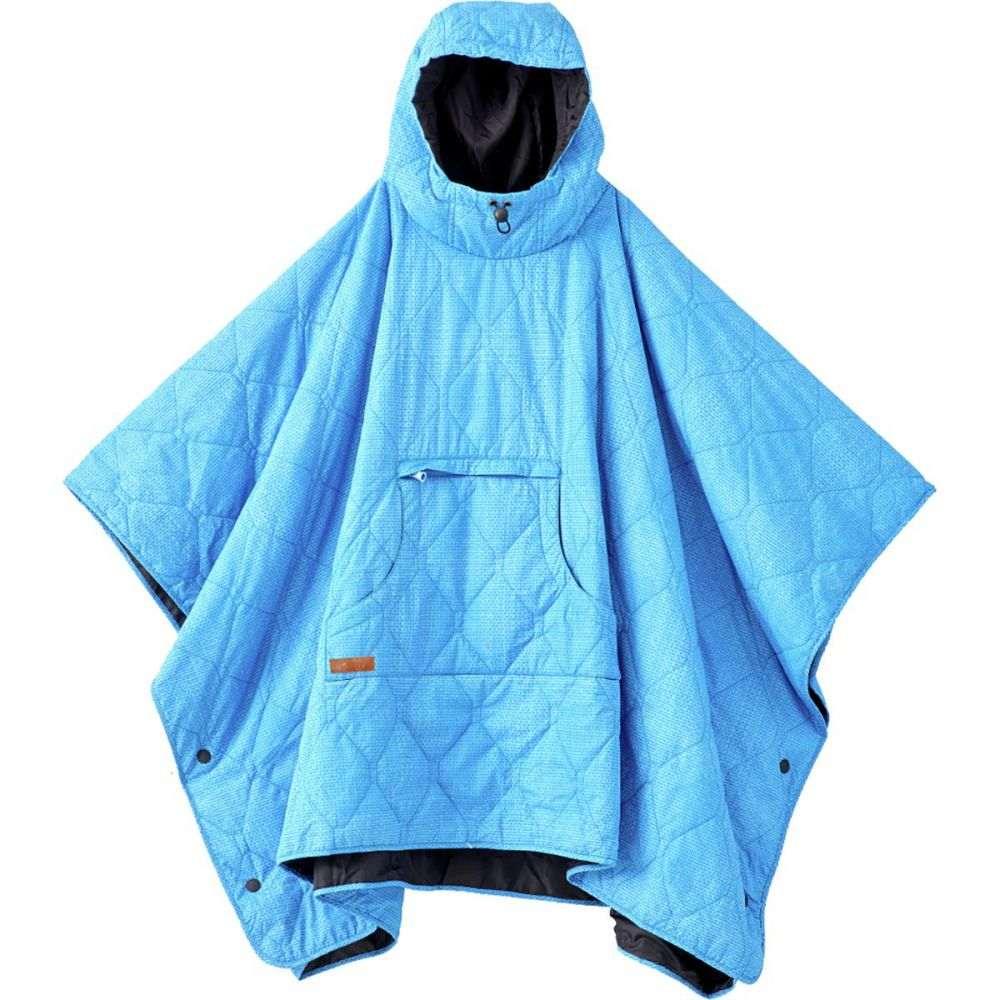 カブー KAVU メンズ アウター レインコート【Rained Out Jackets】Blue Tarp