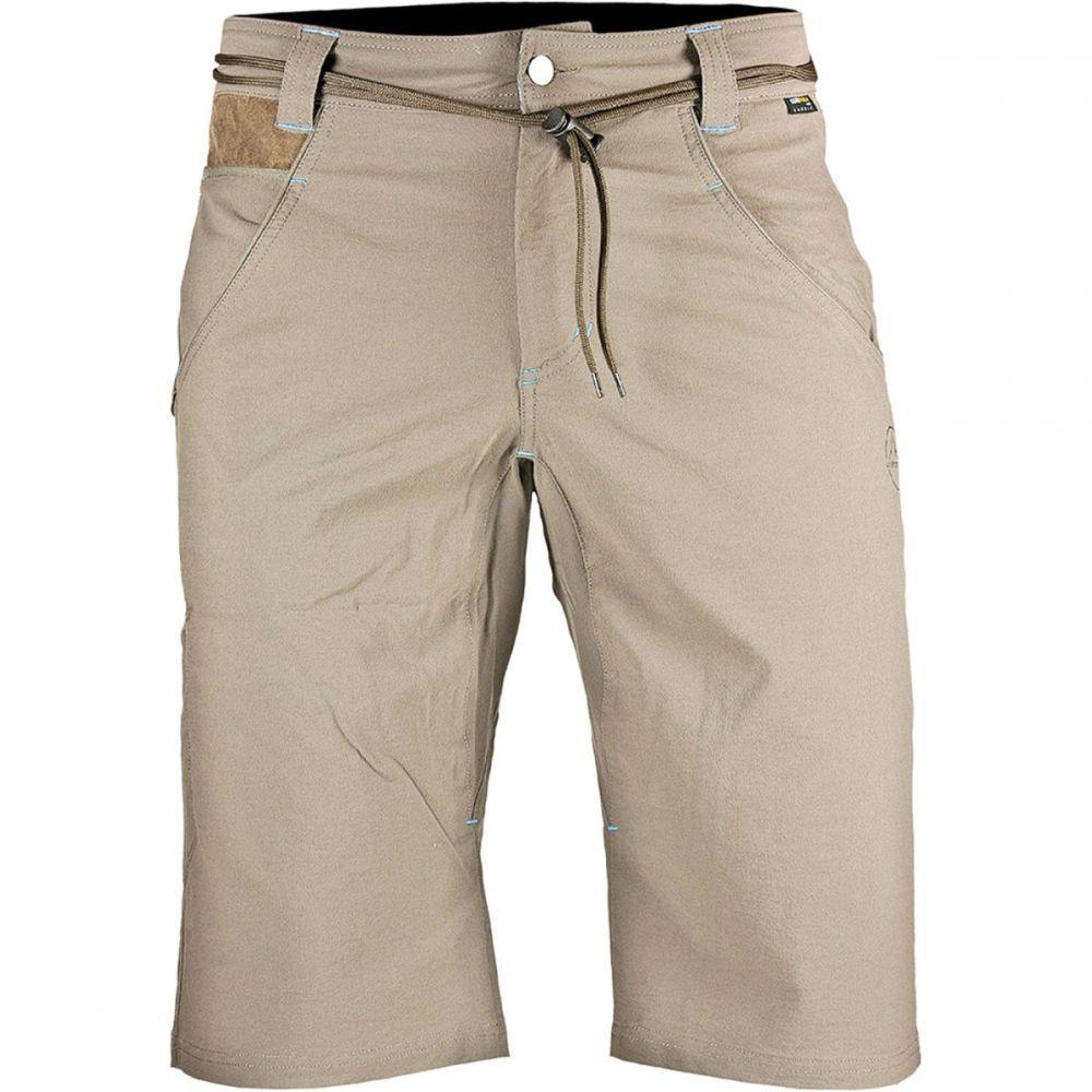 ラスポルティバ La Sportiva メンズ ハイキング・登山 ボトムス・パンツ【Chironico Shorts】Taupe