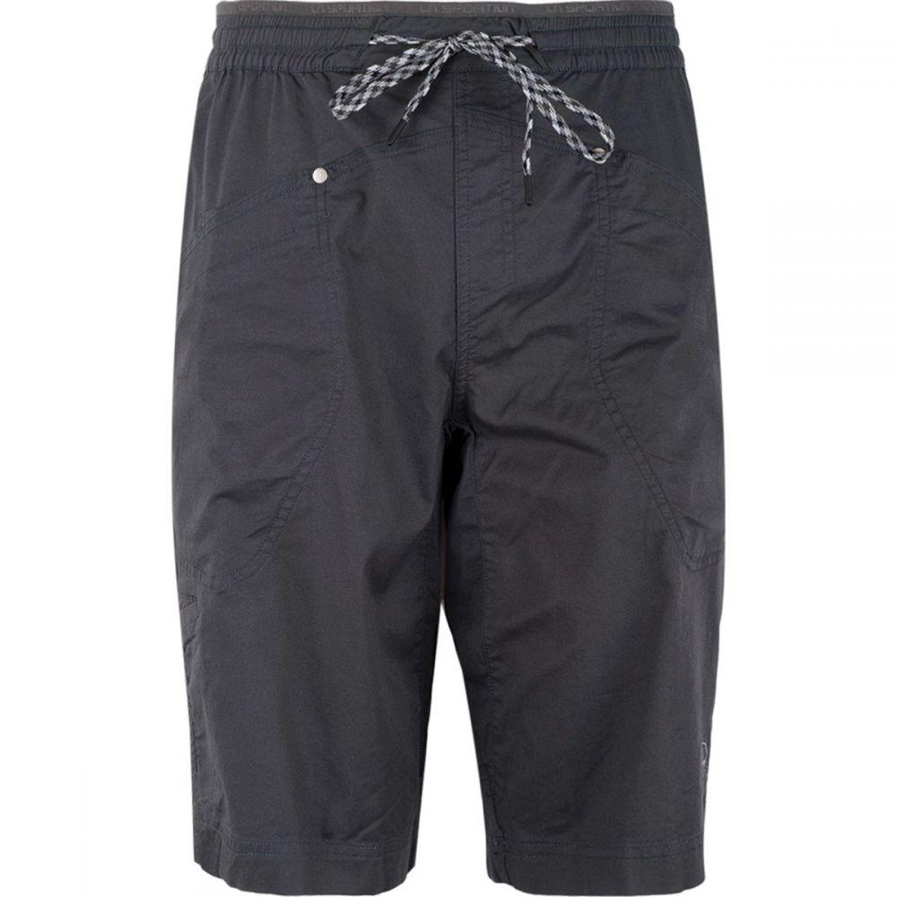 ラスポルティバ La Sportiva メンズ ハイキング・登山 ボトムス・パンツ【Bleauser Shorts】Carbon