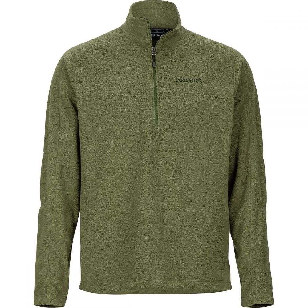 マーモット Marmot メンズ トップス フリース【Rocklin 1/2 - Zip Fleece Jackets】Bomber Green