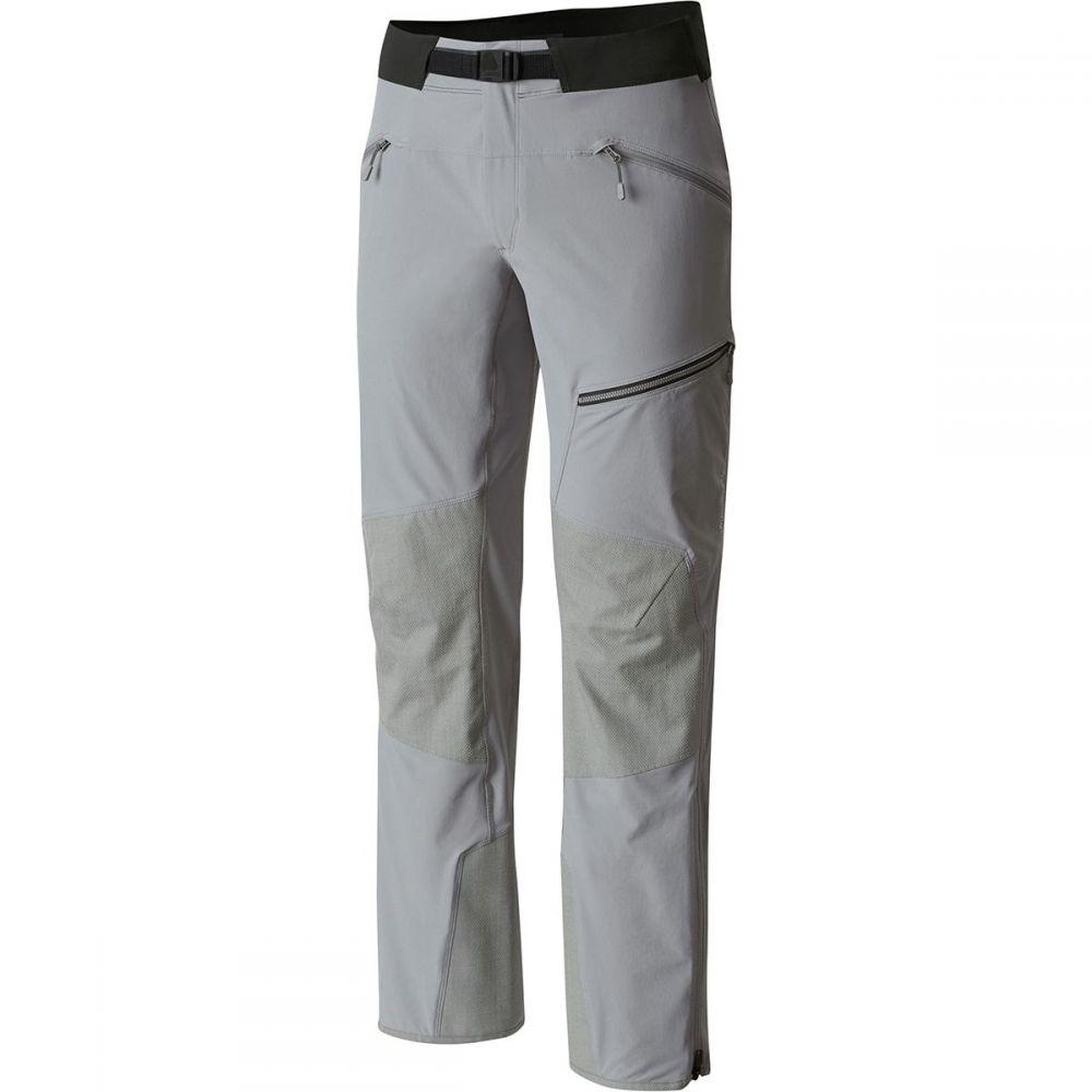 マウンテンハードウェア Mountain Hardwear メンズ ボトムス・パンツ【Touren Pants】Manta Grey