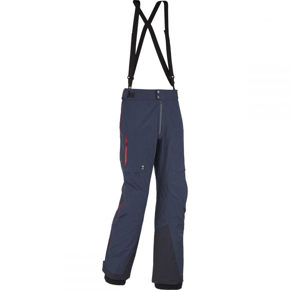ミレー Millet メンズ スキー・スノーボード ボトムス・パンツ【Trilogy GTX Pro Pants】Saphir