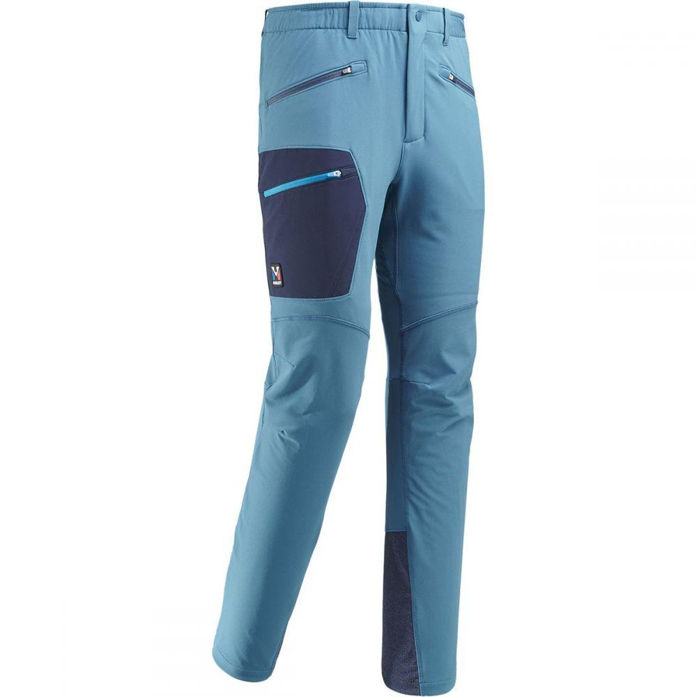 ミレー Millet メンズ スキー・スノーボード ボトムス・パンツ【Trilogy Wool Pants】Indian/Saphir