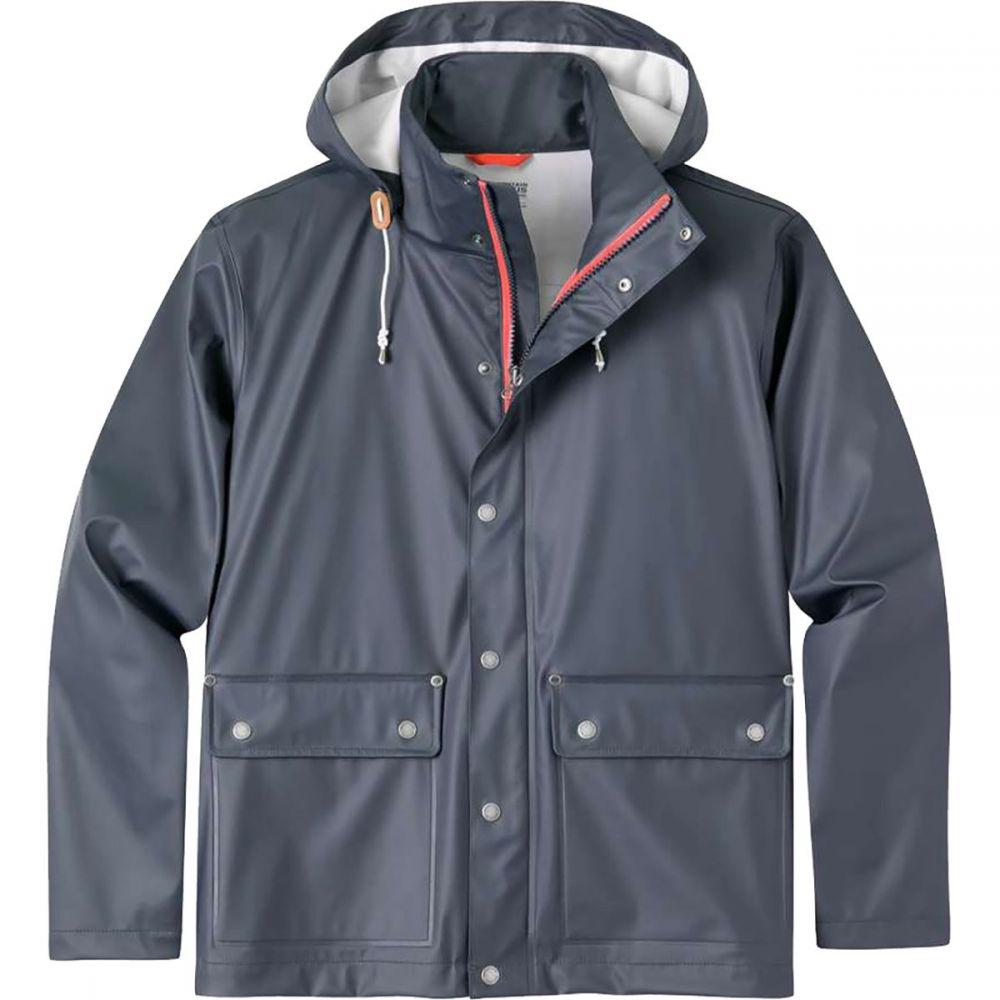 マウンテンカーキス Mountain Khakis メンズ アウター レインコート【Rainmaker Jackets】Navy