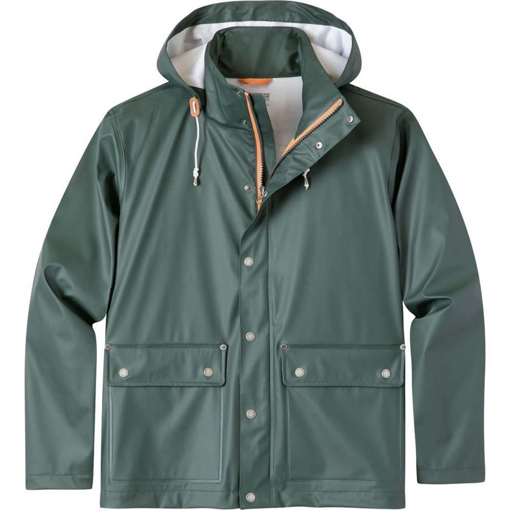 マウンテンカーキス Mountain Khakis メンズ アウター レインコート【Rainmaker Jackets】Wintergreen