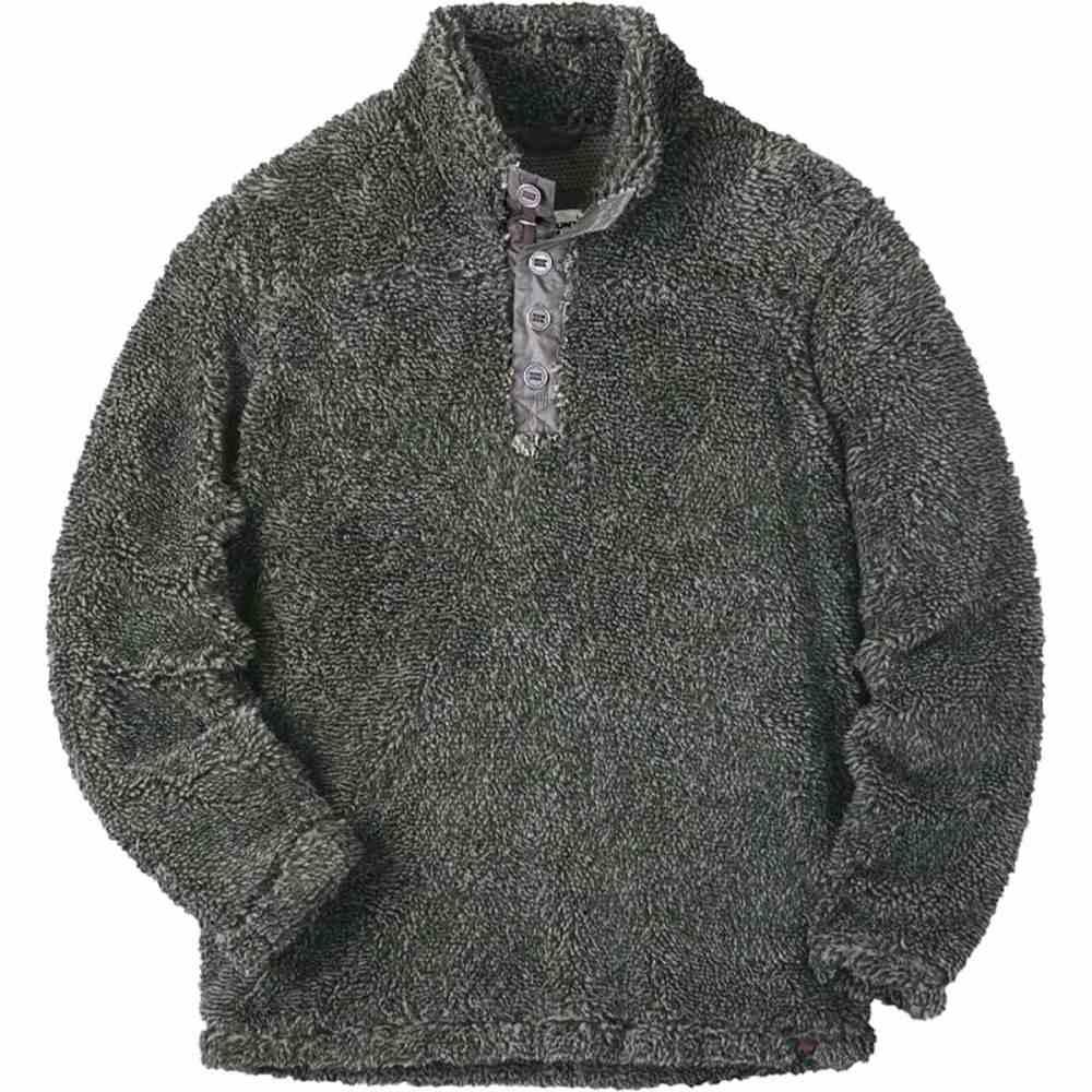 マウンテンカーキス Mountain Khakis メンズ トップス フリース【Apres Pullovers】Slate