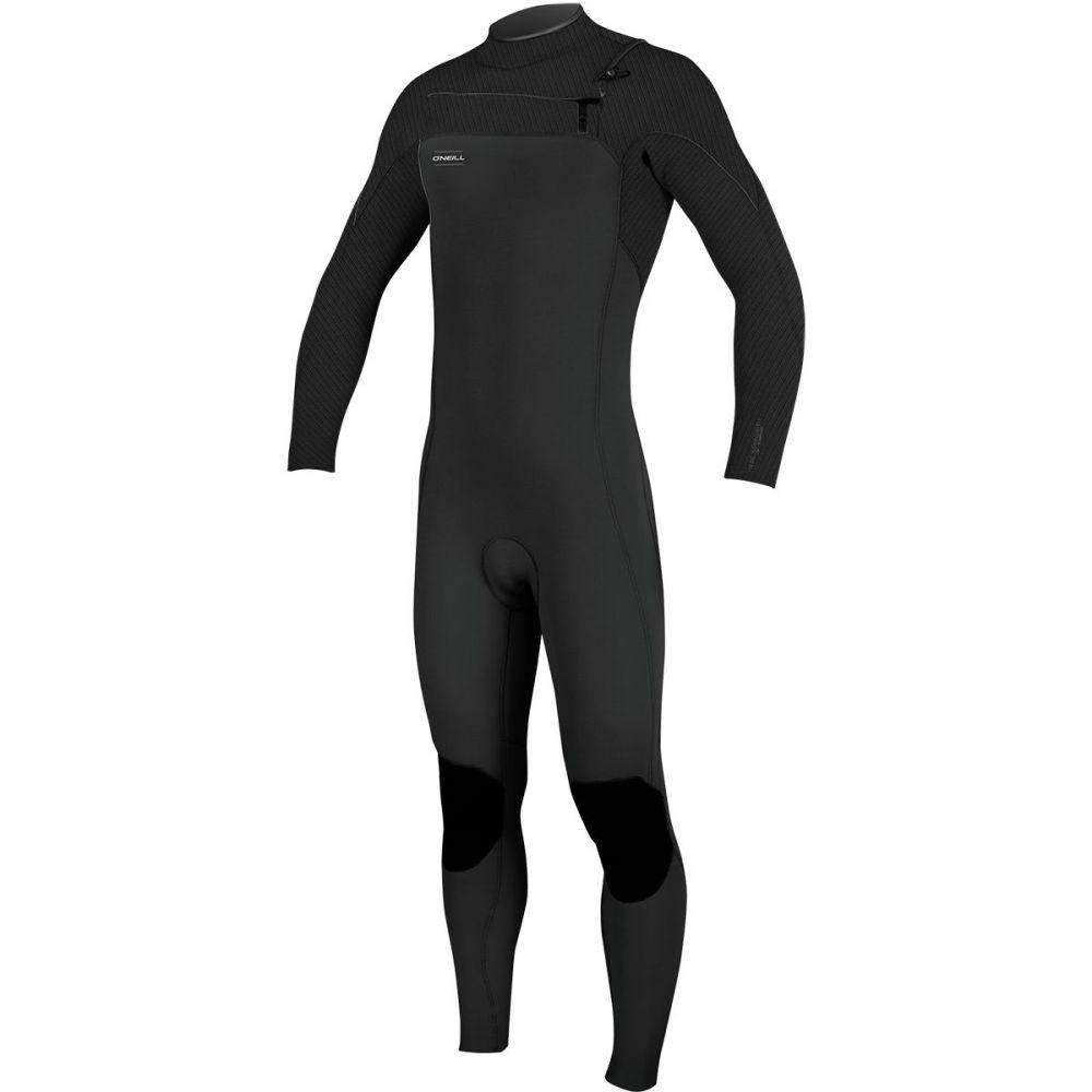 オニール O'Neill メンズ 水着・ビーチウェア ウェットスーツ【Hyperfreak Comp 3/2 Zipless Full Wetsuits】Black/Black