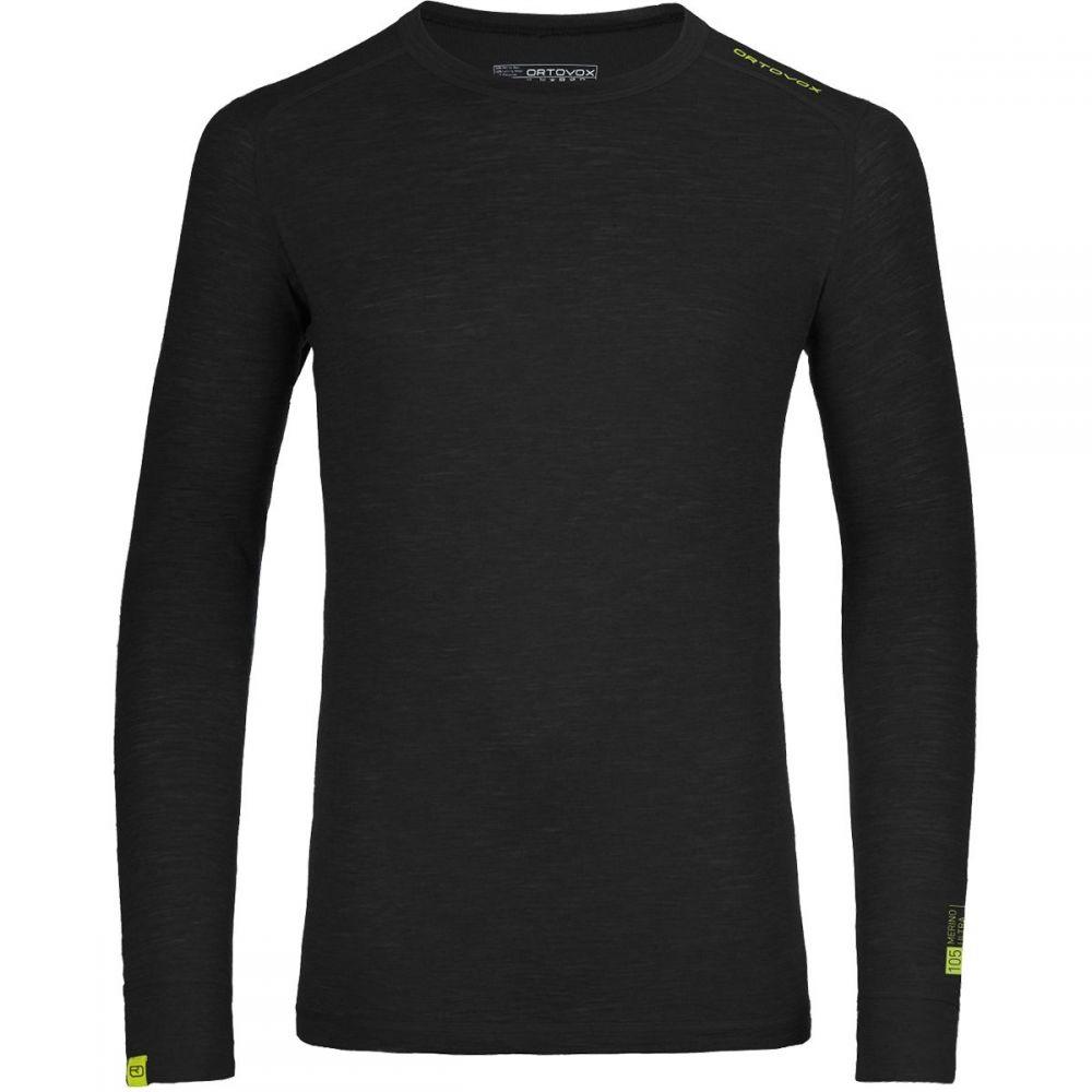 オルトボックス Ortovox メンズ トップス【105 Ultra Long - Sleeve Shirts】Black Raven