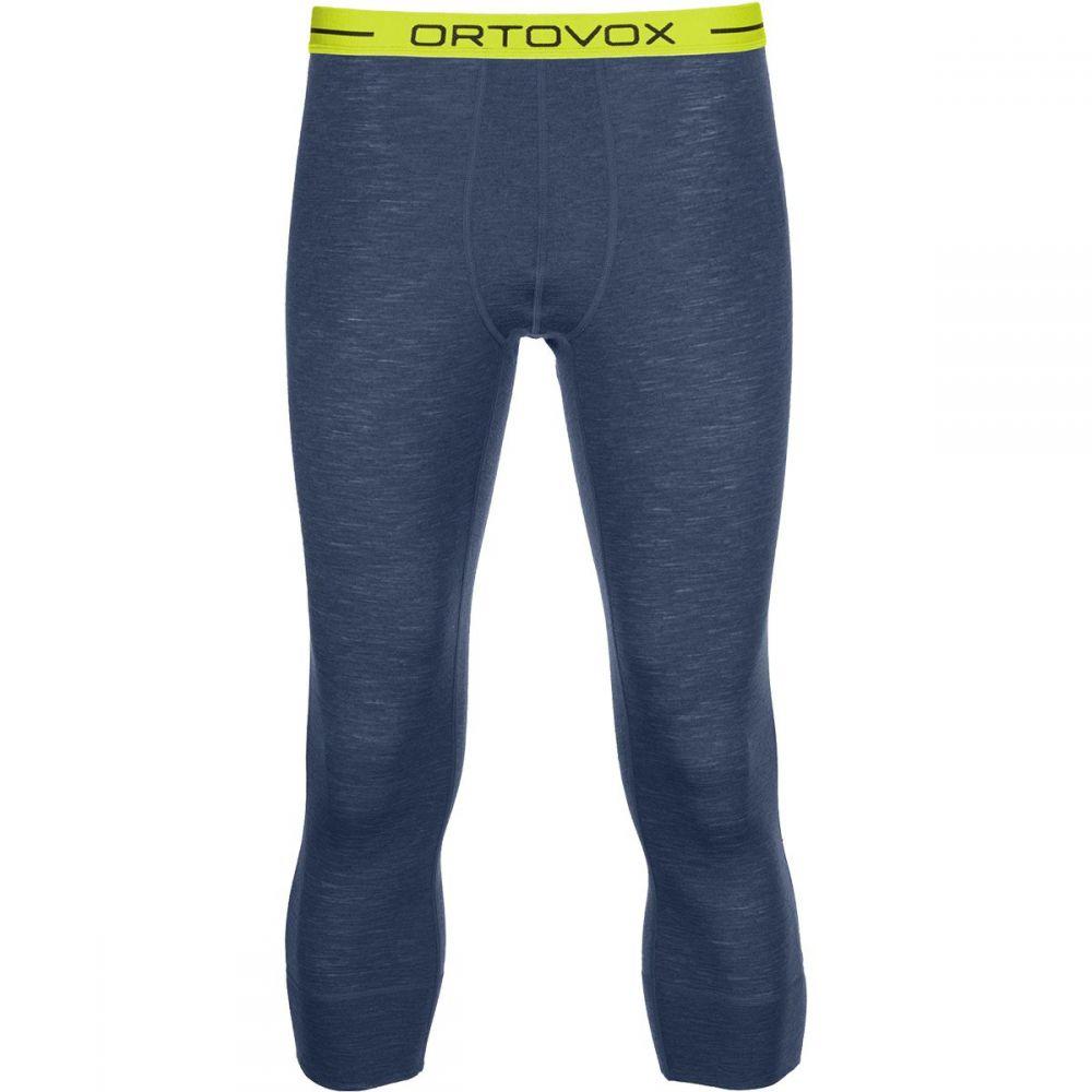オルトボックス Ortovox メンズ インナー・下着 タイツ・スパッツ【105 Ultra Short Pants】Night Blue